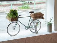 自転車も、植物も、コーヒーも! 「TOKYOBIKE TOKYO」、清澄白河にオープン