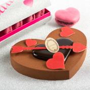 ハートのモチーフが情熱的! 2人でシェアしたい、ラデュレのバレンタインチョコレート
