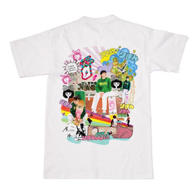 「クリエイターコラボTシャツ(すけぼーver.)」 ¥5,500 ©SHUEISHA