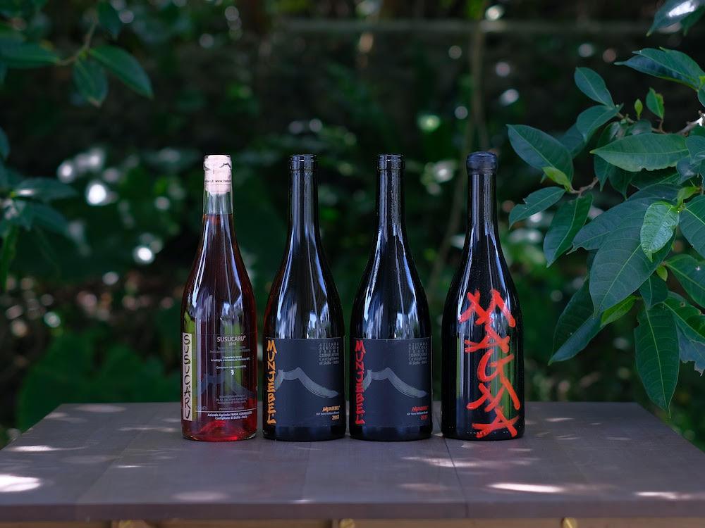 イタリア・シチリア島の自然派ワイナリー「Frank Cornelissen」のワインも今後オンラインショップに登場予定。