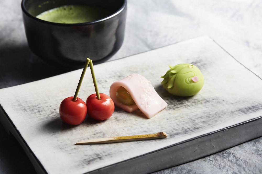 「シャングリ・ラ 特製和菓子 by KITAYA 六人衆」3個セット ¥2,593