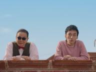 タモリと草彅剛がCM初共演! メルカリの新CM「メゾン・メルカリ 屋上での出会い」篇が放映開始