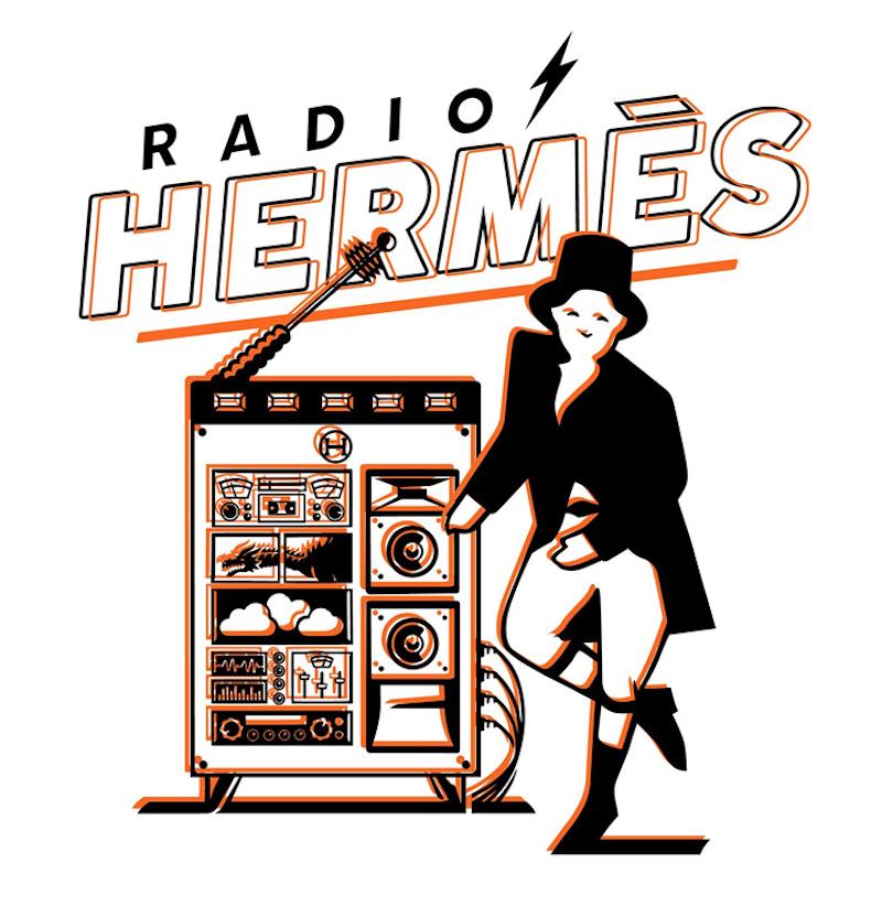 豪華なゲストとの楽しい語らいと、エルメスのメンズの世界観をつくりあげてきた音楽に加え、日本、フランス、そして世界の新しく独創的なインディーレーベルから幅広いジャンルの音楽を独自に調達したエルメスのメンズの世界観を表現する音楽が楽しめる「ラジオエルメス」。朝・昼・夜と時間に合わせた