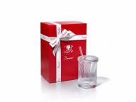 バカラとヴァージル・アブローとが初コラボ。「Crystal Clear」のグラスが世界限定4000個発売