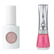 【Pink&Beige】手肌を美しく見せるピンク&ベージュ