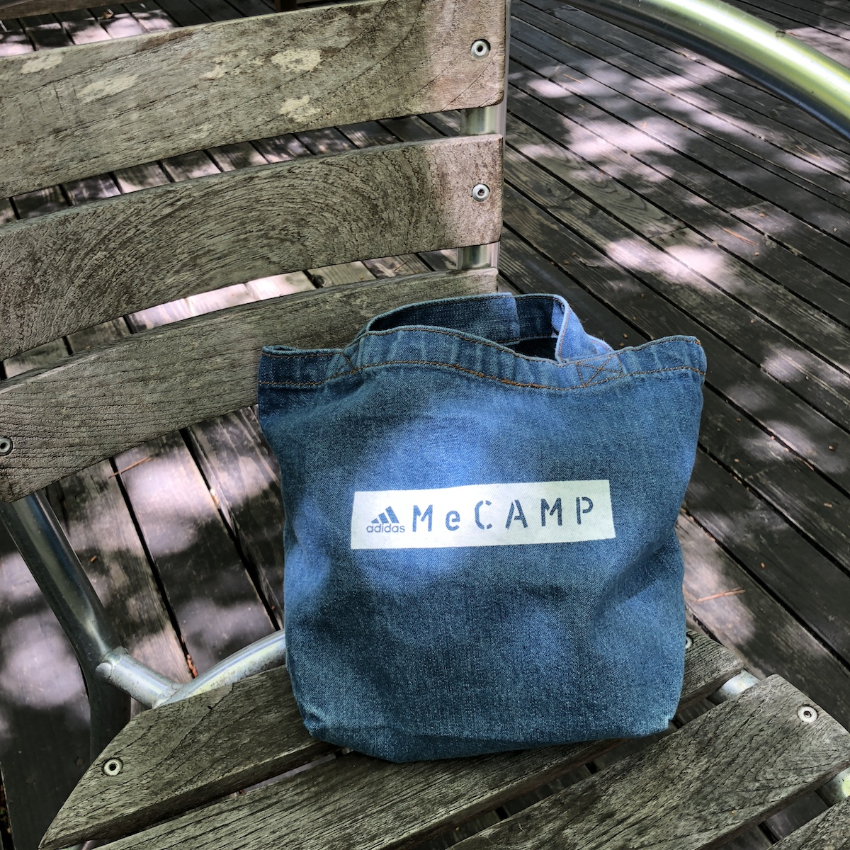 オリジナルのミニトートバッグは参加者全員へのプレゼント