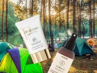 【家族でキャンプ】癒しから虫除けまで自然で安全な香りを