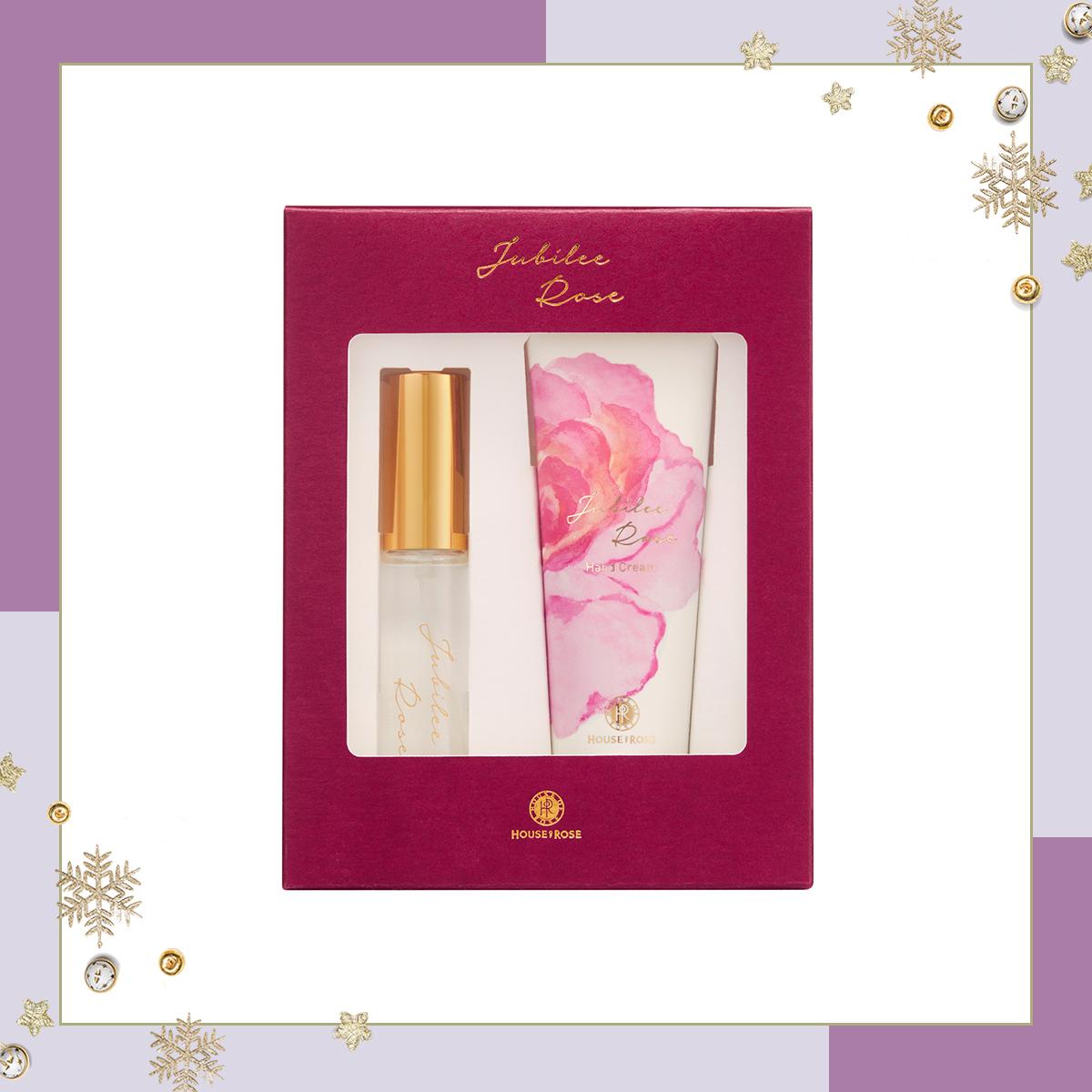 高貴で華やかなローズの香りに包まれる、幸せな時間を