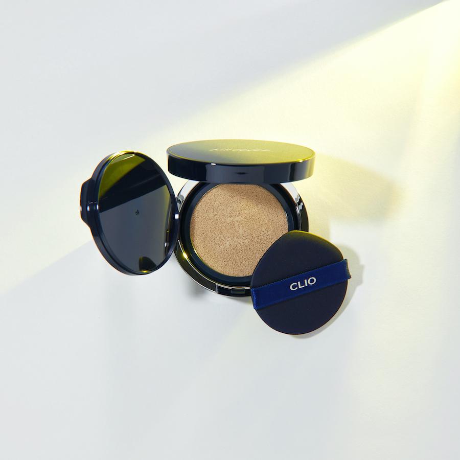 【CLIO】7時間のマスク使用でも、ほとんど色移りなし!