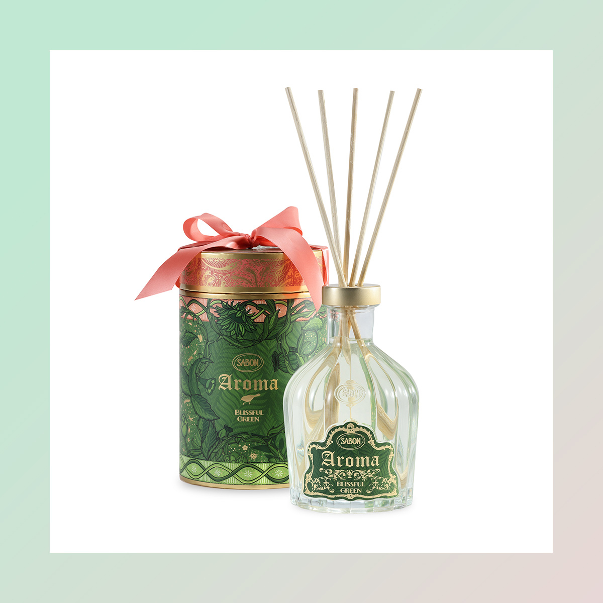 新緑の季節に。抹茶にインスパイアされた香り