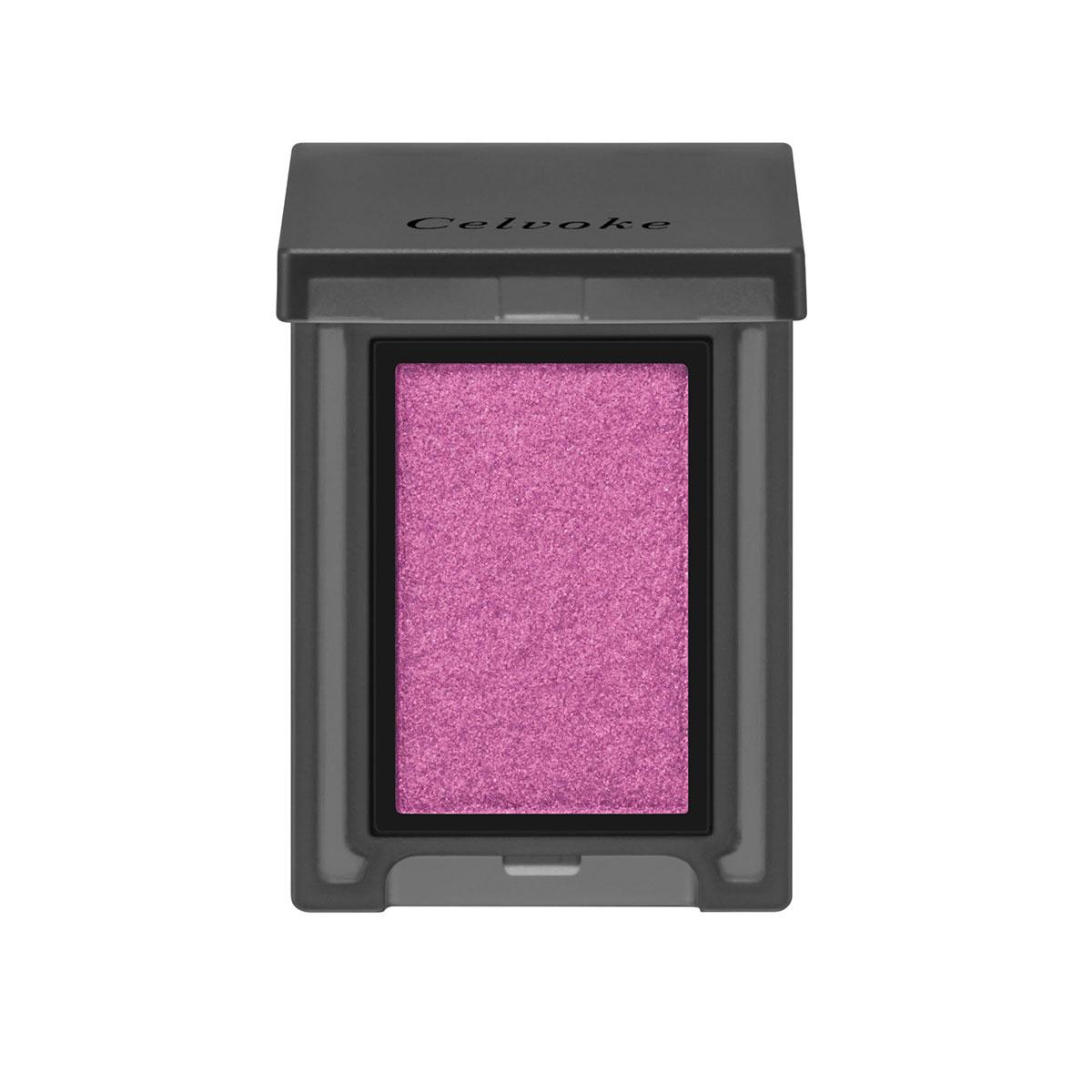 色っぽピンクでまぶたにじんわり熱感