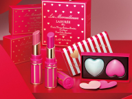 ピンクの世界観に「ランデヴー」の高揚感! レ・メルヴェイユーズ ラデュレの春新色
