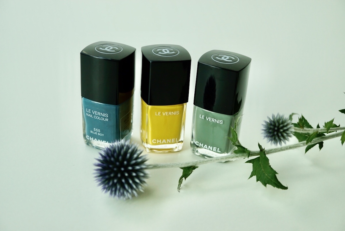 YOKOMIZO's BEST3 左から、#555ブルーボーイ(生産終了)、#592ジャロ ナポリ、#608レジェルテ(限定色) 以上、全て私物