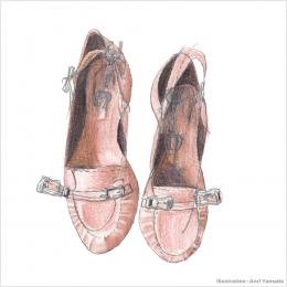 はじめてのイタリア靴 ― 忘れられない服 ―