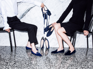 """スタイリスト清水奈緒美さんが語る""""まじめな靴""""ってなんですか?"""