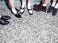 """""""まじめ""""な製法のシューズファクトリーの男靴"""
