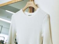 AURALEE オーラリー 「インスピレーションのひとつは織物やニットの糸になる前の原料から」