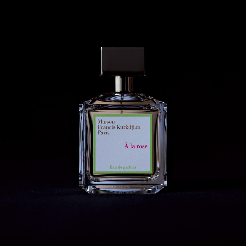 Maison Francis Kurkdjian Paris ア ラ ローズ オードパルファム (70㎖)¥26,000/ブルーベル・ジャパン