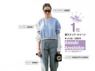 1位:Anouki Areshidze(アヌーキ/ANOUKIデザイナー)