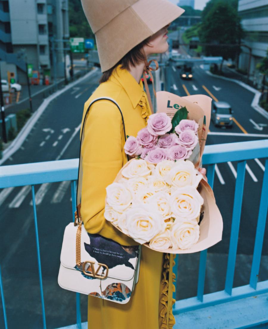ポエティックな愛と花束を