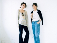 トレンドに乗ってファッションを遊ぶのが好き/神保眞理子さん&真由子さん