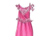 ピンクのワンピース ― 忘れられない服 ―