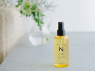 【ナプラ N. シアオイル】植物の恵みよ、髪に届け