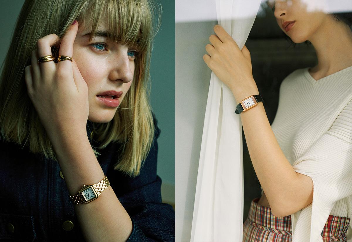 SPUR】女の記念日に、腕時計を |...