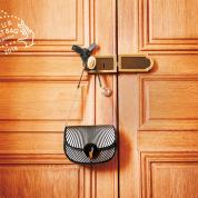 【ドレスアップ大賞】GIORGIO ARMANIのショルダーバッグ