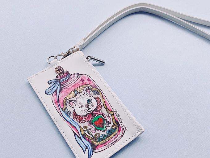 【第二弾!】SPURエディターの「ヒグチユウコ描きおろし 手ぶらでおでかけケース」の使い方