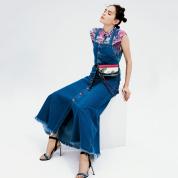 ファッション特集 人気スタイリスト 遠藤彩香が指南! DIESELがかなえるデニム・マジック
