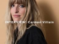 カルメン・ヴィラン、聴く人の心をざわつかせるエレクトロ&アンビエントな音 Part.2