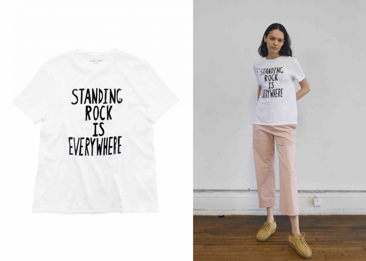 Standing Rock is Everywhere Boy T $95/6397