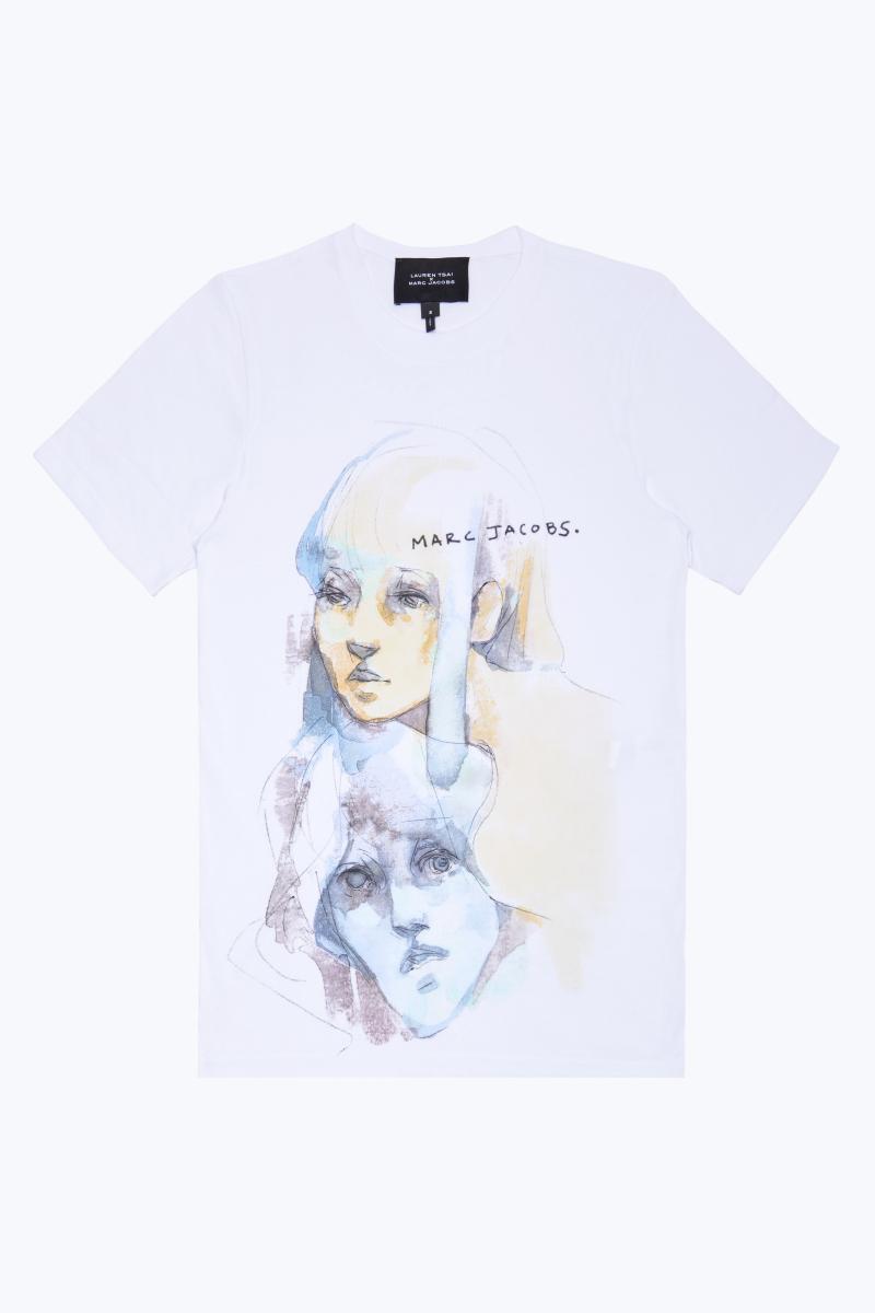 Tシャツ ¥18,000/マークジェイコブスカスタマーセンター(ローレン・サイ×マーク ジェイコブス)