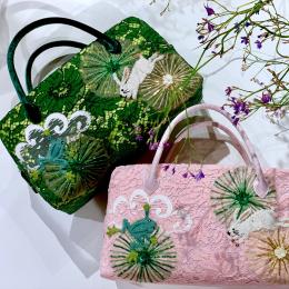 ケイタ マルヤマが、ブランド設立25周年を記念に登場した「利休バッグ」の新作をローンチ!