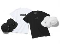 人気のBOXロゴTシャツやキャップも! アダム エ ロペが、アニエスベーとのコラボレーションアイテムを発売中