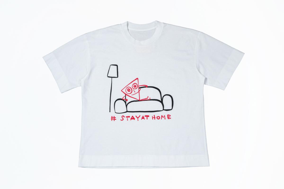 Tシャツ ¥9,000/プラン シー
