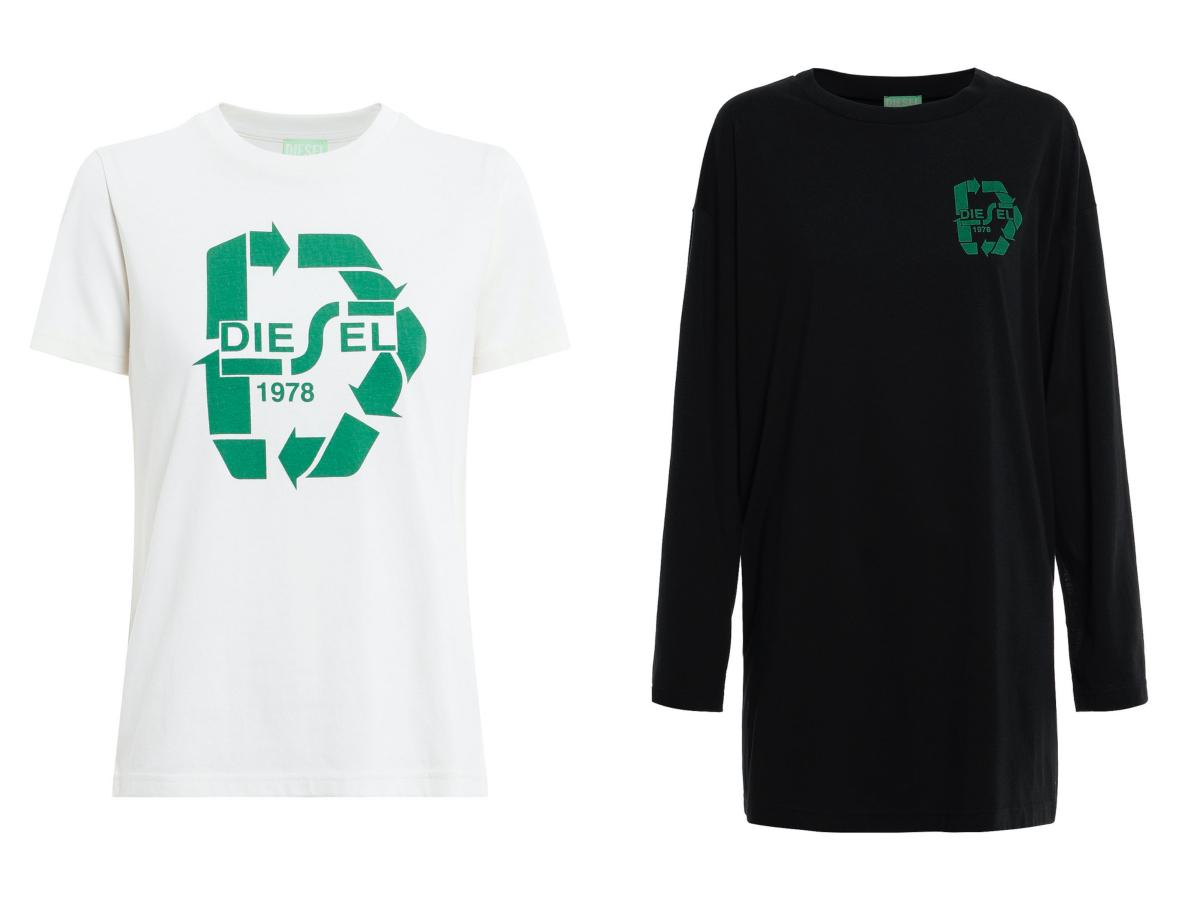 Tシャツ ¥10,000/ディーゼルジャパン
