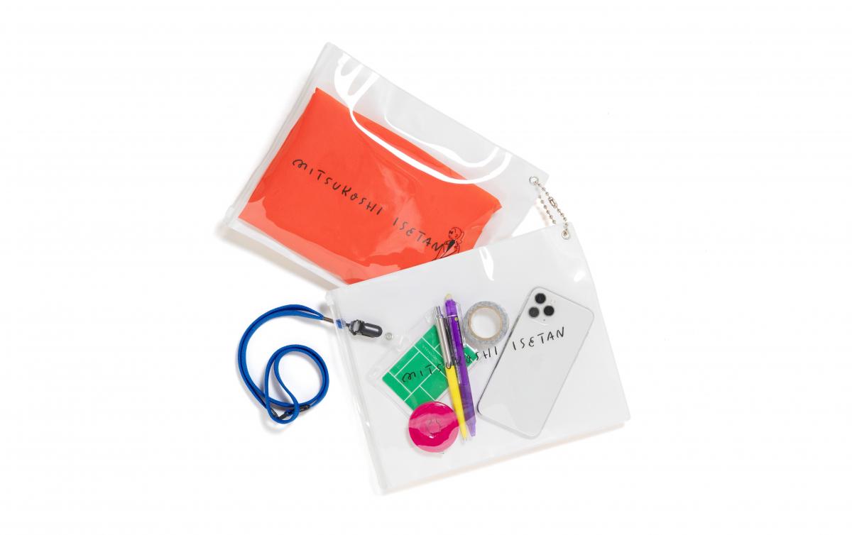 #みんなでバッグ(色)のみ 各¥2,000