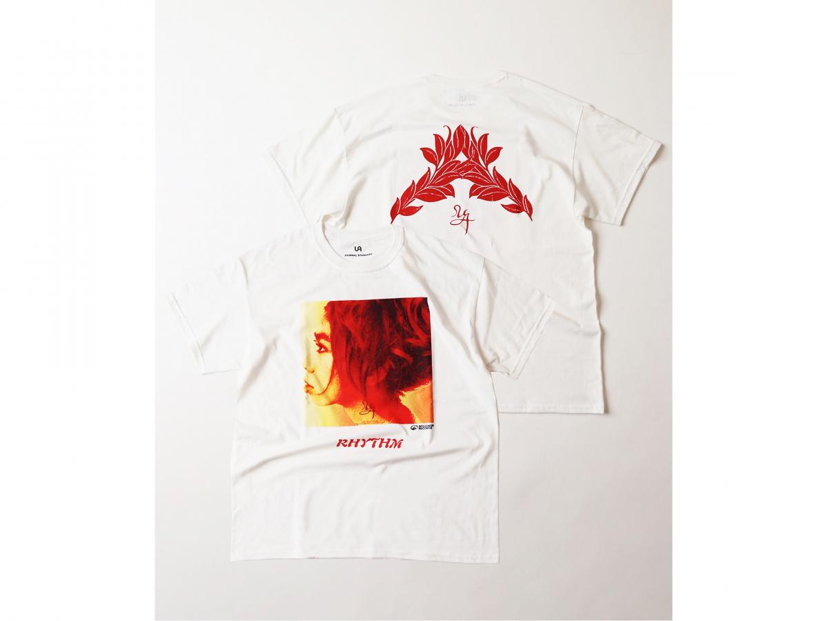 Tシャツ ¥6,600/ベイクルーズ(ジャーナルスタンダード × UA)