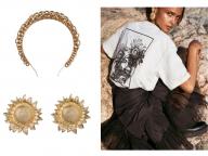 H&M×サンドラ・マンソーによる限定コレクション「フルール・ドゥ・ソレイユ」が5店舗にて発売