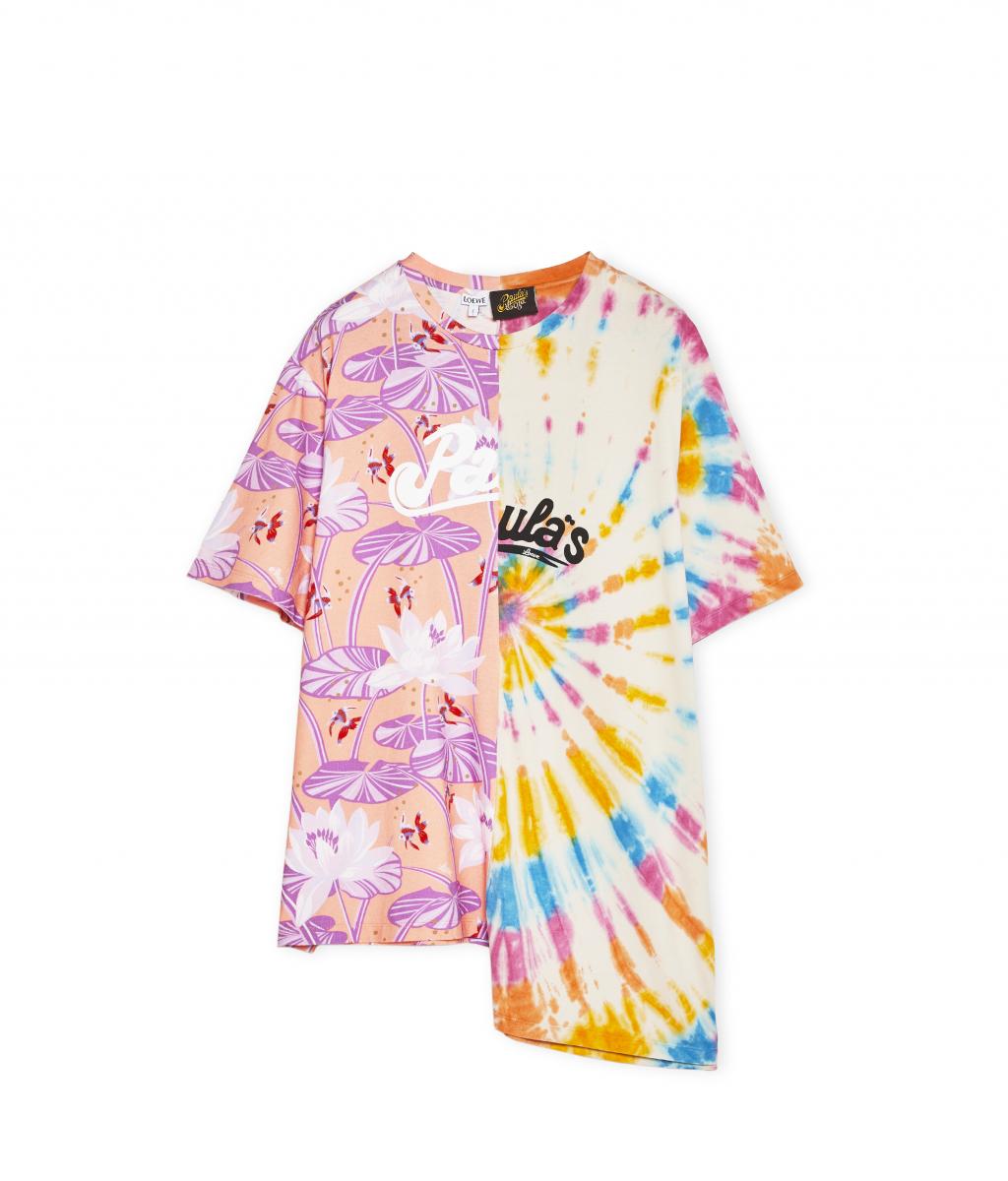 アシンメトリック オーバーサイズ Tシャツ ¥60,000/ロエベ ジャパン クライアントサービス