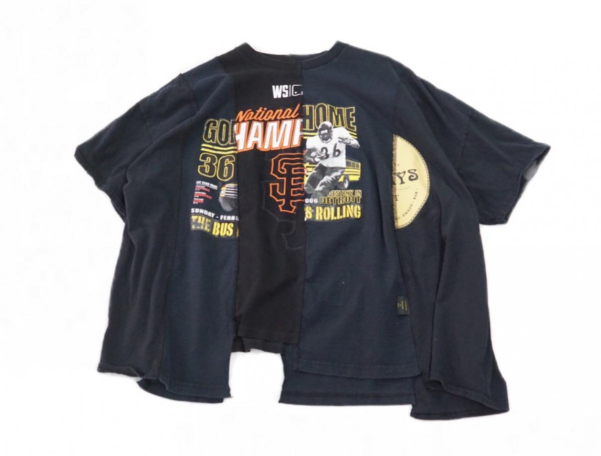 Tシャツ リビルド例