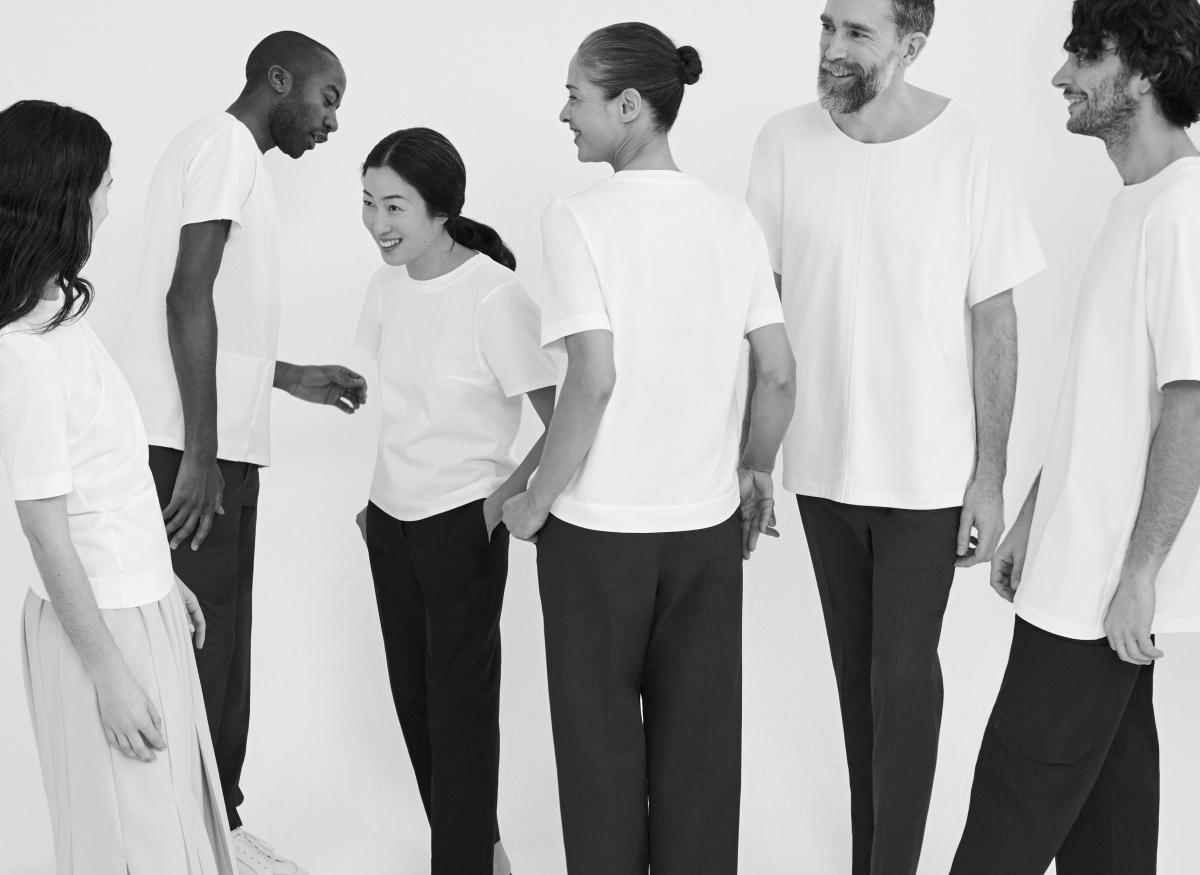 「ホワイトTシャツ プロジェクト」