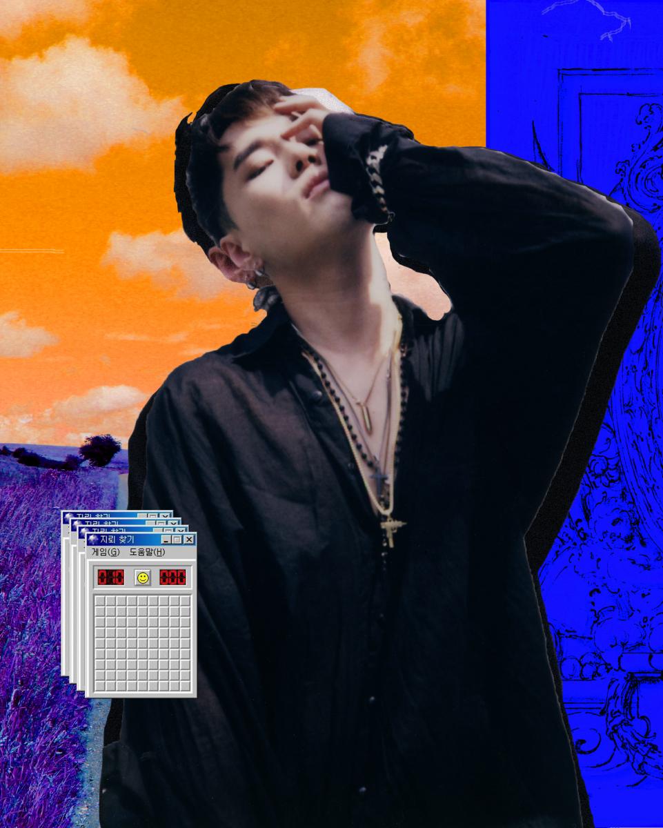 韓国アーティストのDean