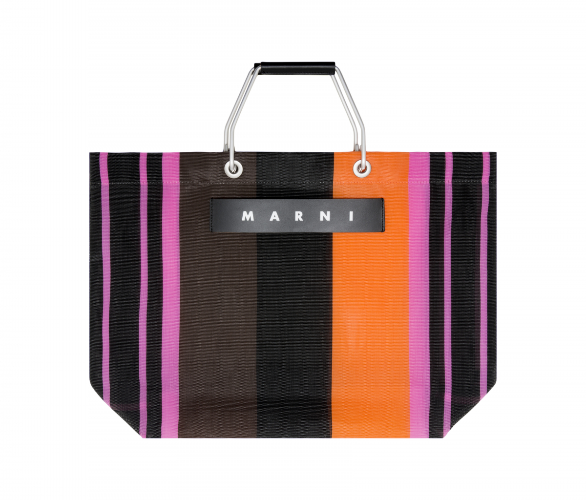 STRIPE BAG MULTIPINK ¥18,000
