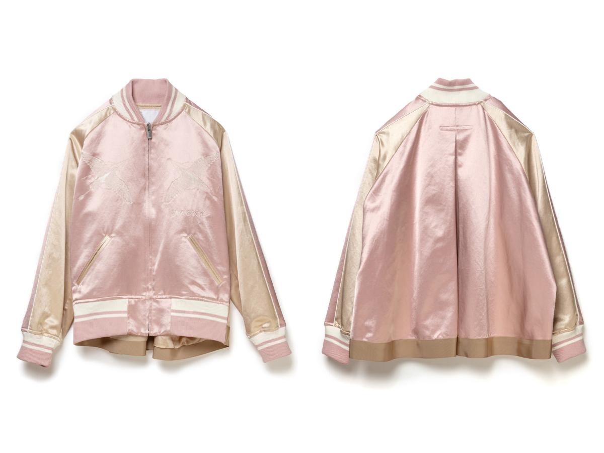 ジャケット ¥82,000(ウィメンズ)/サカイ ジェム
