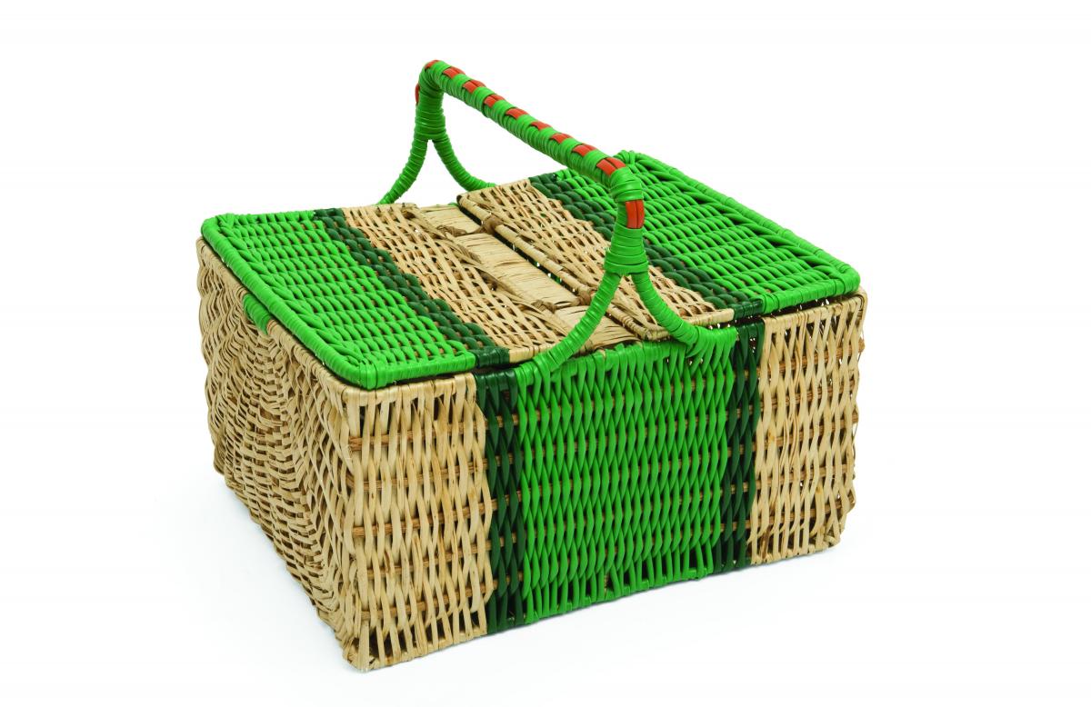 ピクニックバッグラージ¥25,000〈9月2日(金)抽選販売予定〉/マルニ ジャパン(マルニ)