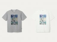 森を守るチャリティプロジェクト! エーグルが再生素材のグラフィックTシャツを発売
