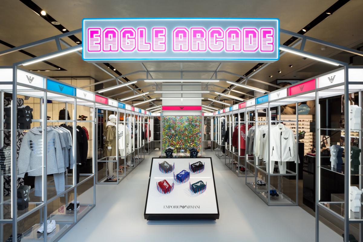 エンポリオ アルマーニ 青山店